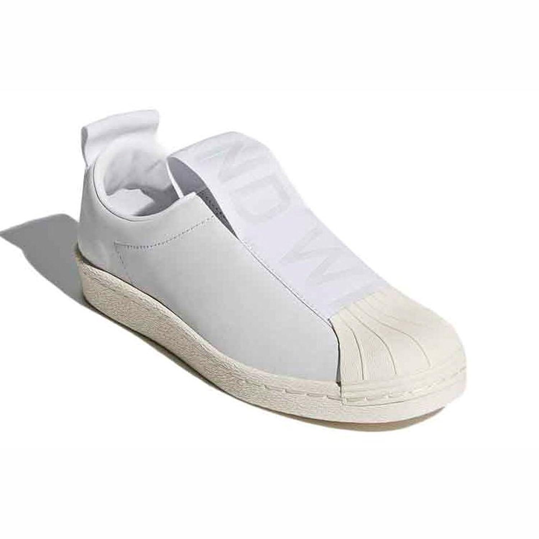 adidas Originals Superstar BW Slip on, Basket Femme.: Amazon