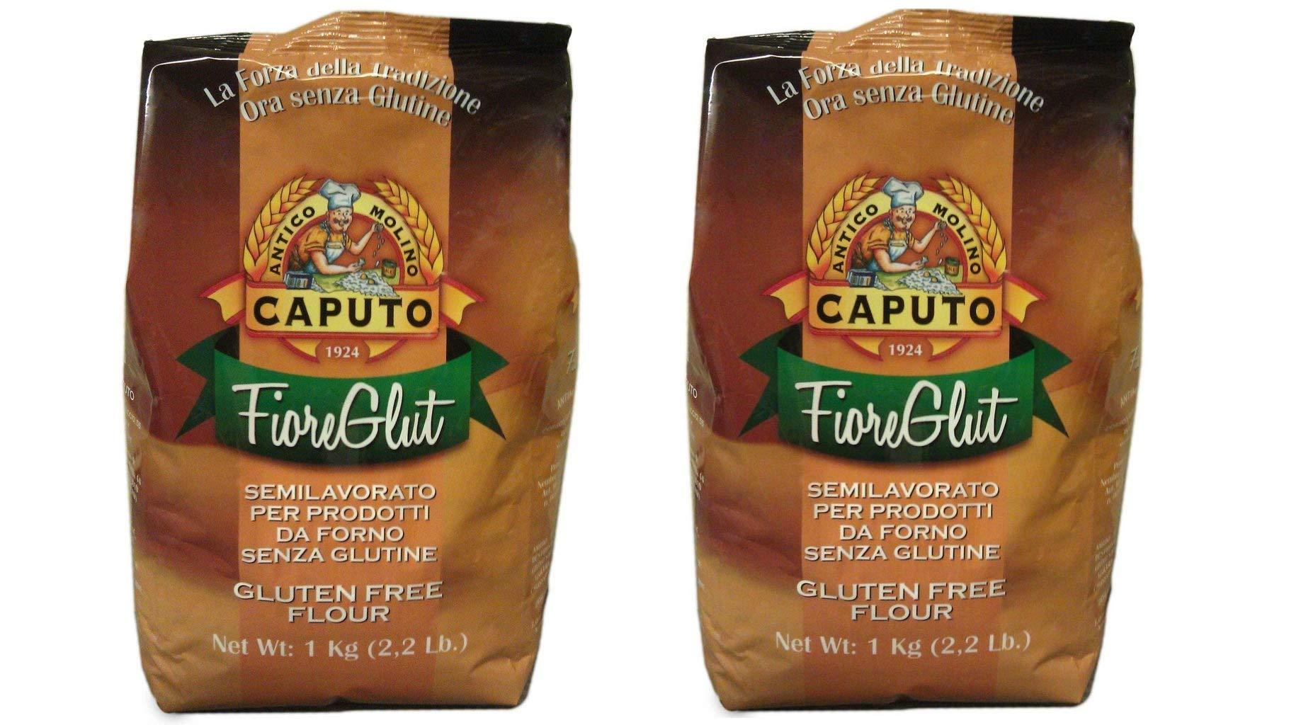 Antico Molino Napoli Antimo Caputo Pizza Flour, Gluten Free, 2 Pound (Pack of 2) by Antico Molino Napoli