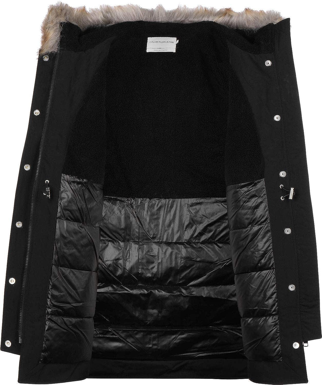 Calvin Klein Jeans Mid Weight Nylon W Chaqueta de Plumas: Amazon.es: Ropa y accesorios
