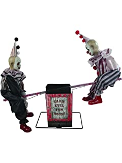 Pre-Order ANIMATED CLOWN FERRIS WHEEL Halloween Prop New for 2019 FREE GIFT