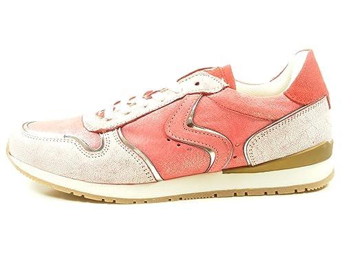 Mustang 2855-302 Zapatillas de Lona Mujer, schuhgröße_1:38 EU;Farbe:Rose: Amazon.es: Zapatos y complementos