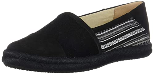 Geox Modesty Women's Espadrilles Casual Shoes In Black Lyst