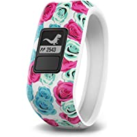 $69 » Garmin vívofit jr, Kids Fitness/Activity Tracker, 1year Battery Life, Real Flower