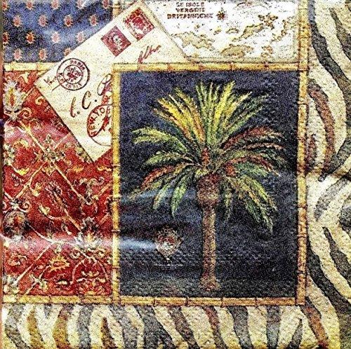 Palm Tree Cocktail - 3