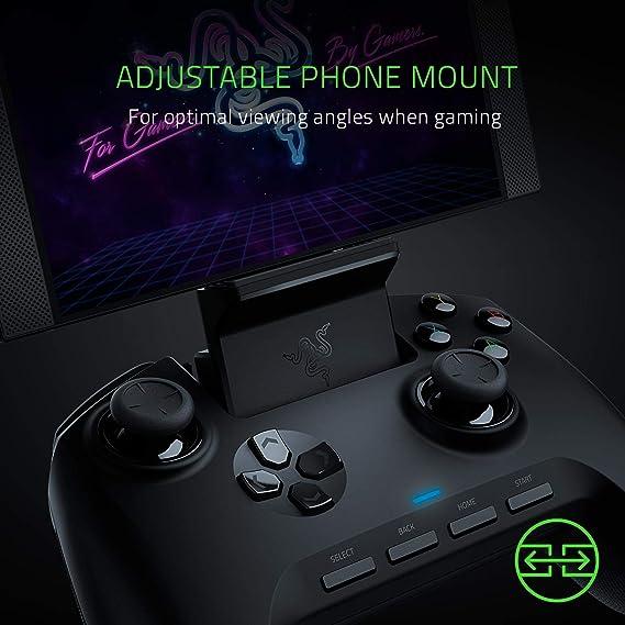 Manette Razer Raiju Mobile parfaite pour gaming mobile