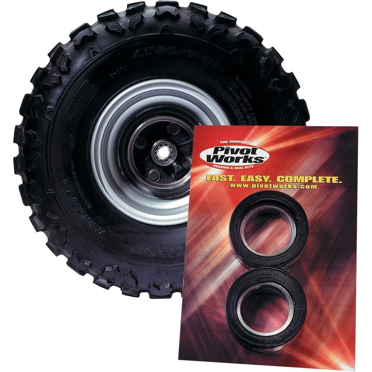 Pivot Works PWFWK-A03-000 Front Wheel Bearing Kit