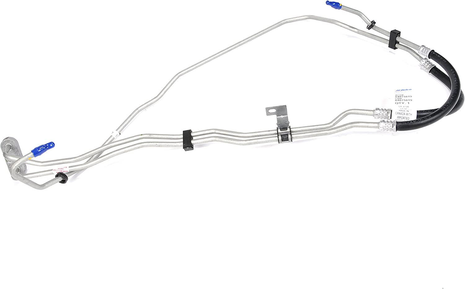 ACDelco 84075819 GM Original Equipment Automatic Transmission Fluid Cooler Inlet and Outlet Line