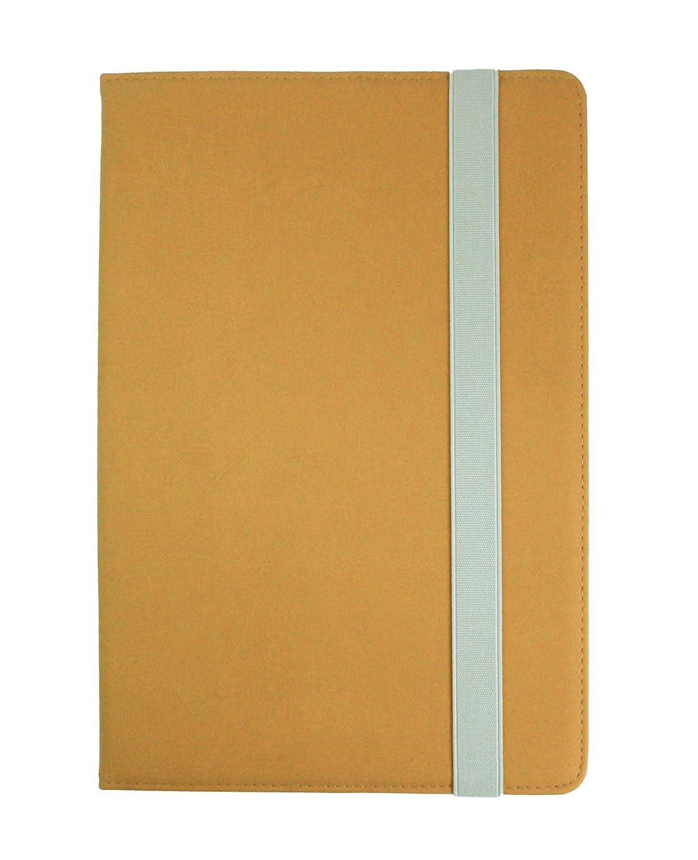 emartbuy Universale 9.7-10.8 Pouce Chats Gris Angle Multi Folio Ex/écutif Etui Coque Portefeuille avec des Fentes de Cartes Et Stylet Convenant Aux Appareils List/és Ci-Dessous