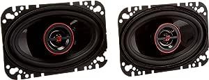 "CERWIN-VEGA Mobile H746 HED(R) Series 2-Way Coaxial Speakers (4"" x 6"", 275 Watts max) (Renewed)"