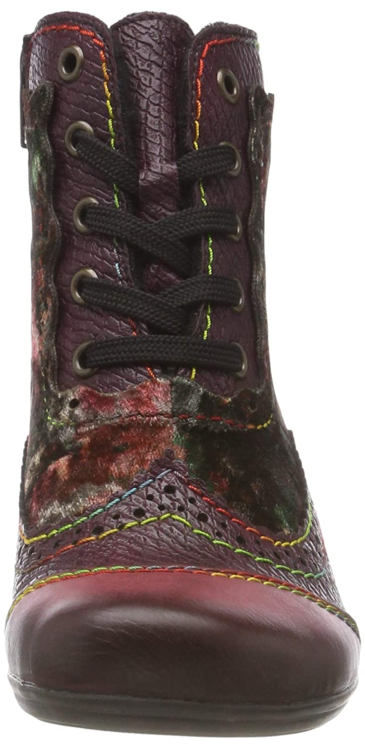Rieker Womens Synthetic Boots