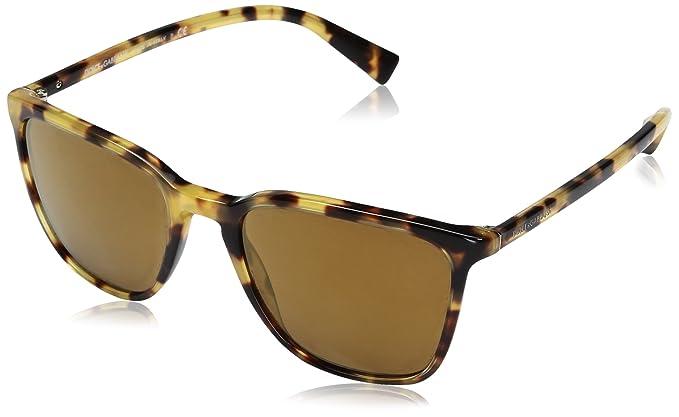 Dolce & Gabbana Herren Sonnenbrille 0DG4303 501/87, Schwarz (Black/Grey), 39