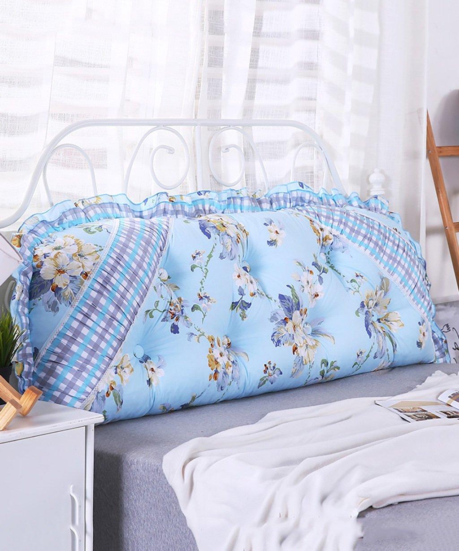 ZEMIN クッション ベッドの背もたれ ヘッドボード バック 綿のベッドサイドクッションベッドソファの枕脱着可能なPPの綿のバックルの腰の枕大きなサイズ ( 色 : #1 , サイズ さいず : 145*50cm ) B07BFM8J4M 145*50cm|#1 #1 145*50cm