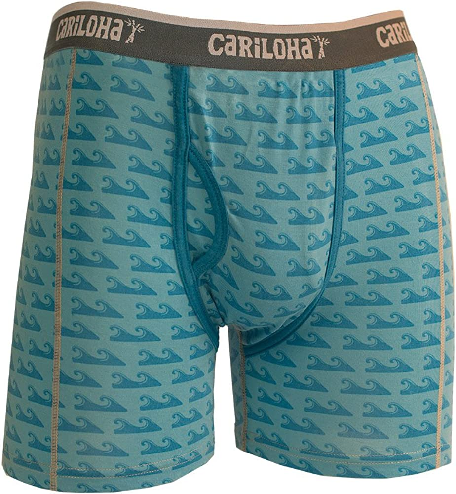 Cariloha Men's Bamboo Underwear - Protect Your Assets with Bamboo Comfort
