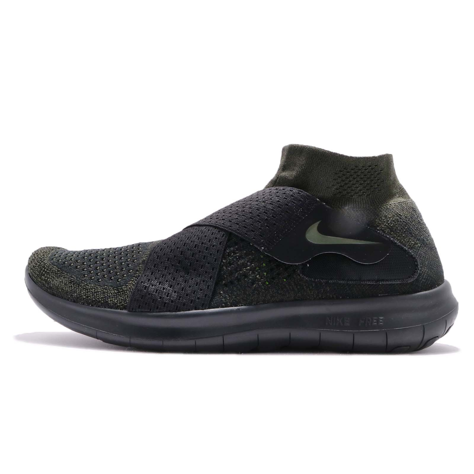 d4625a36f45e Galleon - NIKE Mens Free RN Motion Flyknit 2017 Running Shoe Black Dark Grey-Anthracite-Volt  9.0 (11 D(M) US