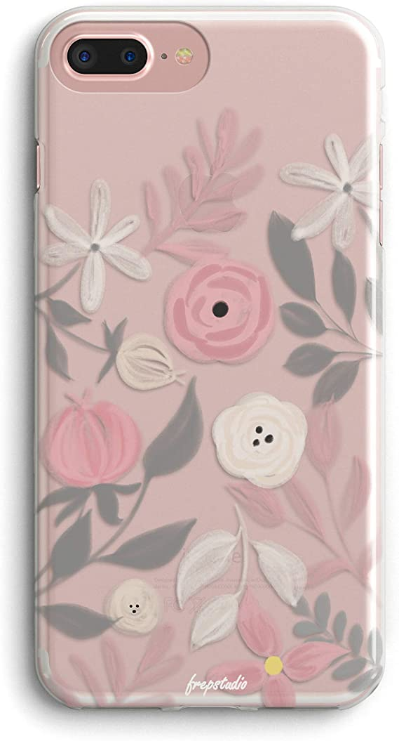 Elegant Rose Flower Iphone 6 Cases
