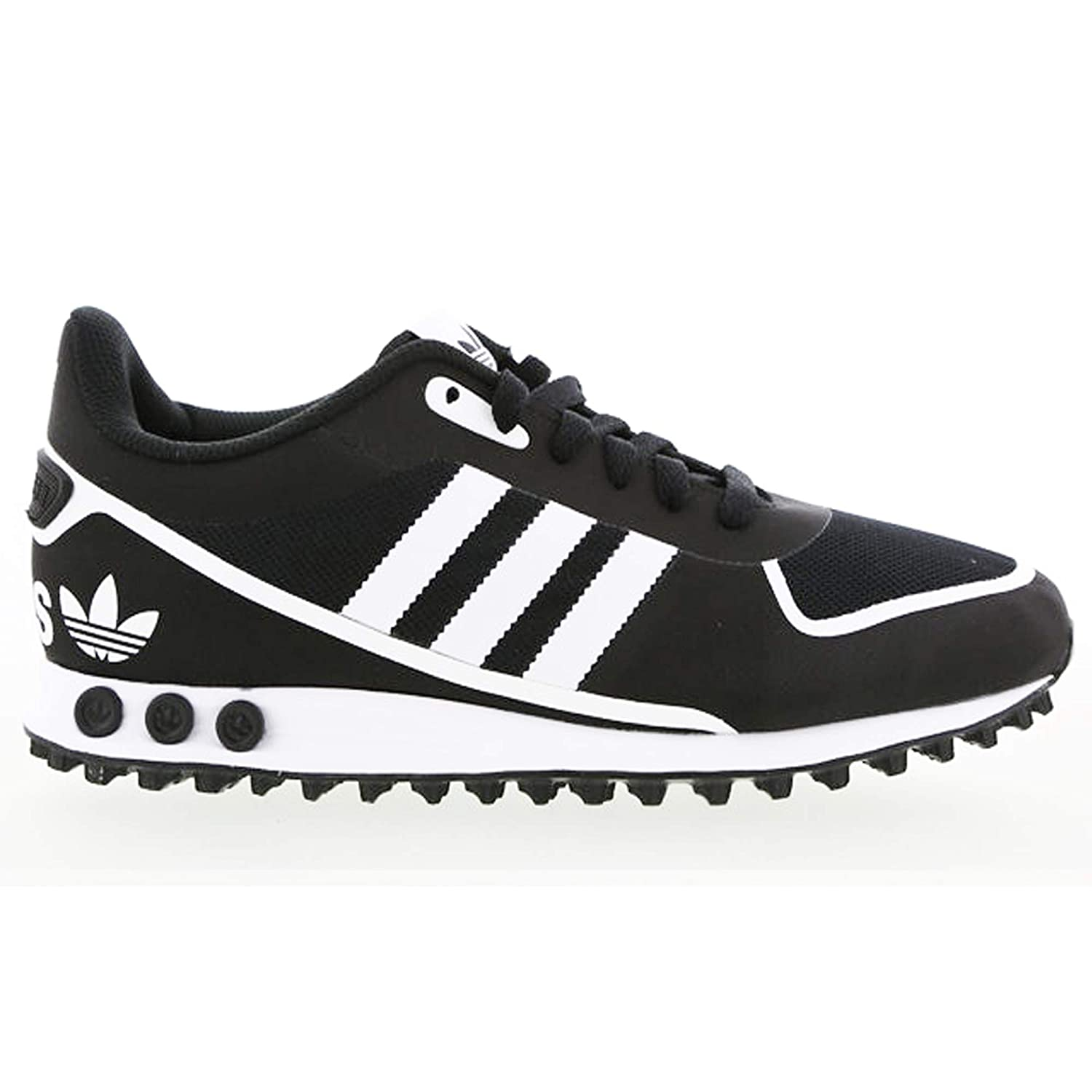 Adidas Originals la Trainer II scarpe da uomo, (Black