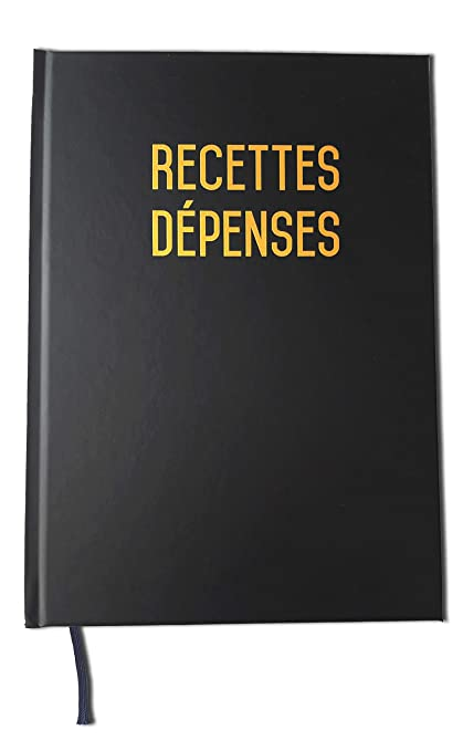 Editions Uttscheid Recettes et dépenses - Libreta para ...
