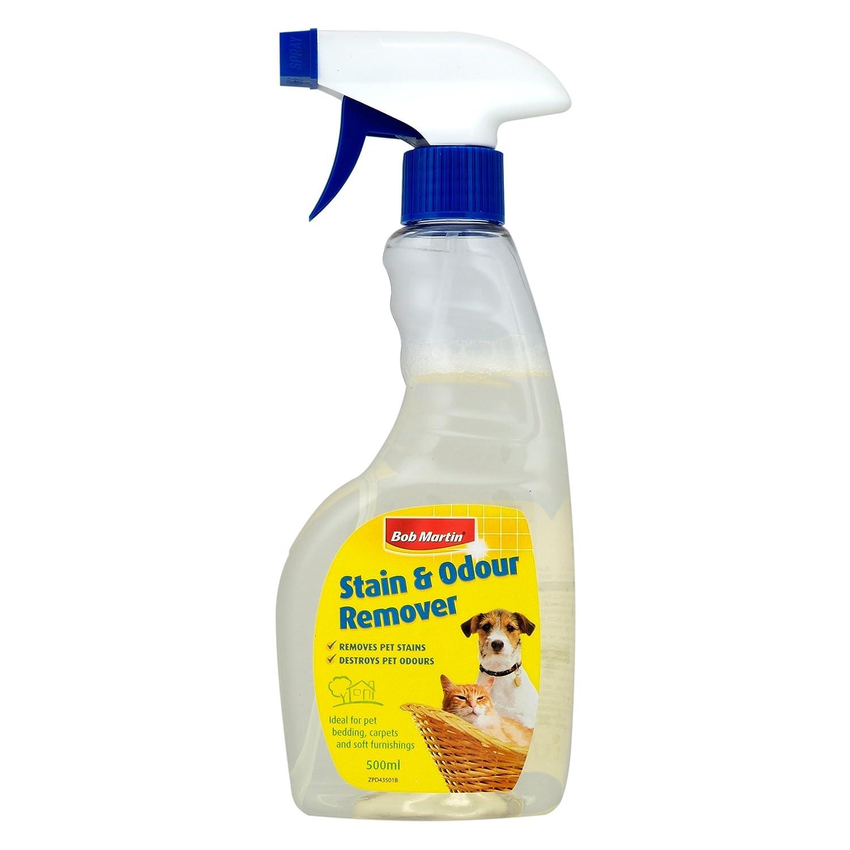 Bob Martin Stain and Odour Remover 500 ml Amazon Pet Supplies