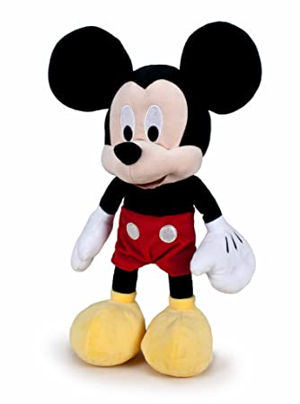 Quirón Mickey Mouse - Mickey Club House 43Cm (Famosa) 700004807