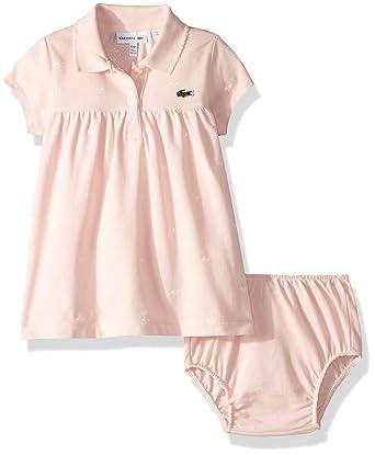 37648d40 Amazon.com: Lacoste Girl Baby Gift Box: Clothing