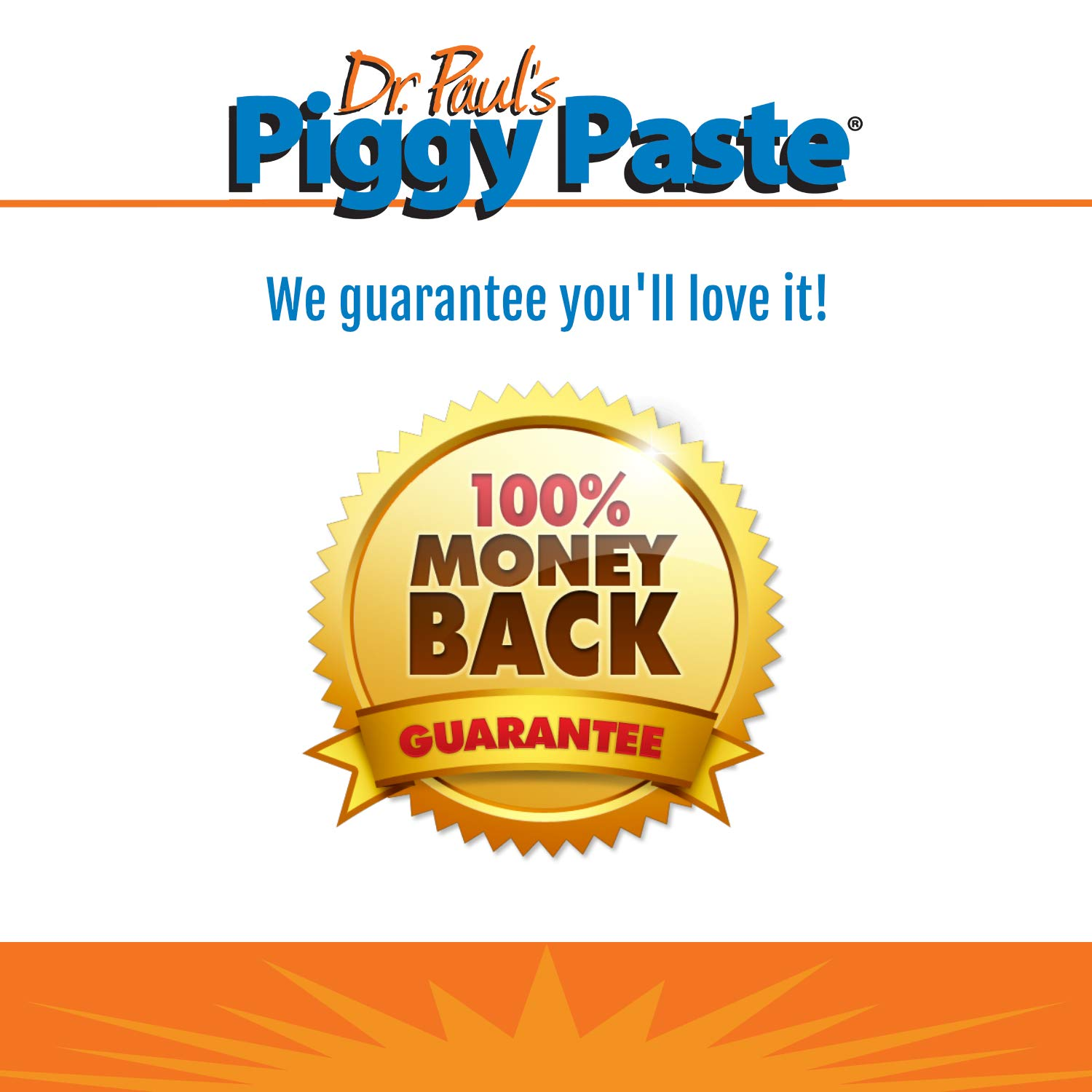 Dr. Paul's Piggy Paste - Improves Appearance of Nail Damage Due to Toenail Fungus (2 Tubes)