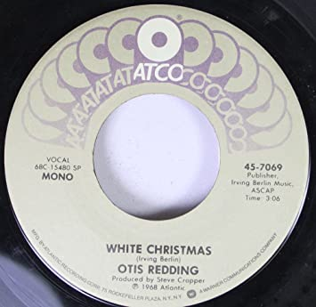 otis redding 45 rpm white christmas merry christmas baby - Otis Redding White Christmas