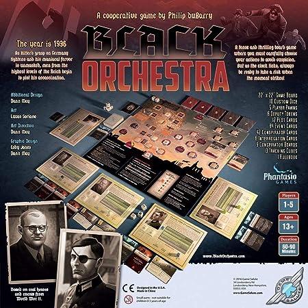 Game Salute Juego Salute Negro Orquesta Segunda edición: Amazon.es: Juguetes y juegos