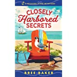 Closely Harbored Secrets: A Beachfront Cozy Mystery (Seaside Café Mysteries, 5)