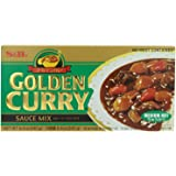 S&B Golden Curry Sauce Mix, Medium Hot, 8.4-Ounce (Pack of 5)