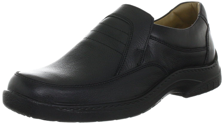 Jomos Feetback 4 406201 44 - Zapatos casual de cuero para hombre 39 EU|Negro
