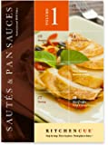 KitchenCue Instructional DVD, Volume 1, Sautes and Pan Sauces