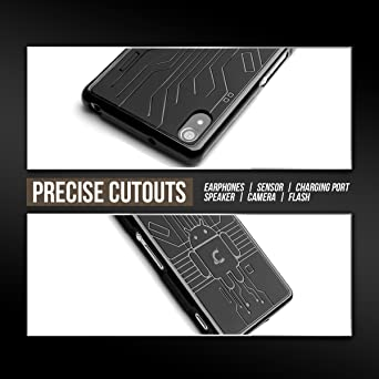 Amazon.com: cruzerlite – Carcasa para Sony Xperia Z2 ...