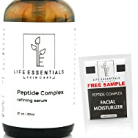 Peptide Complex Serum For Face - Boost Collagen To Heal & Repair Skin - Anti Aging...