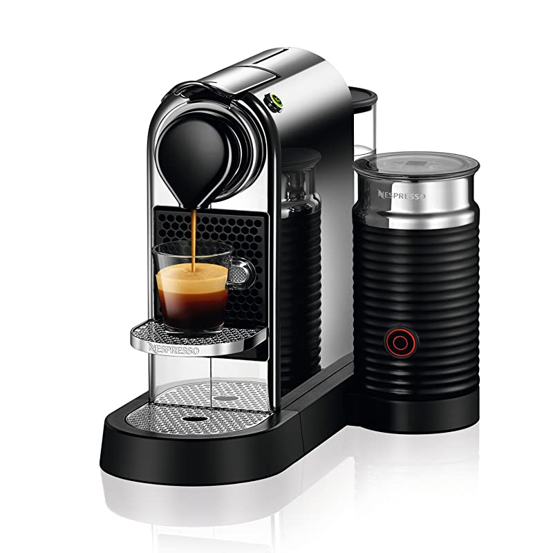 Nespresso C122 Citiz & Milk Espresso Machine Review