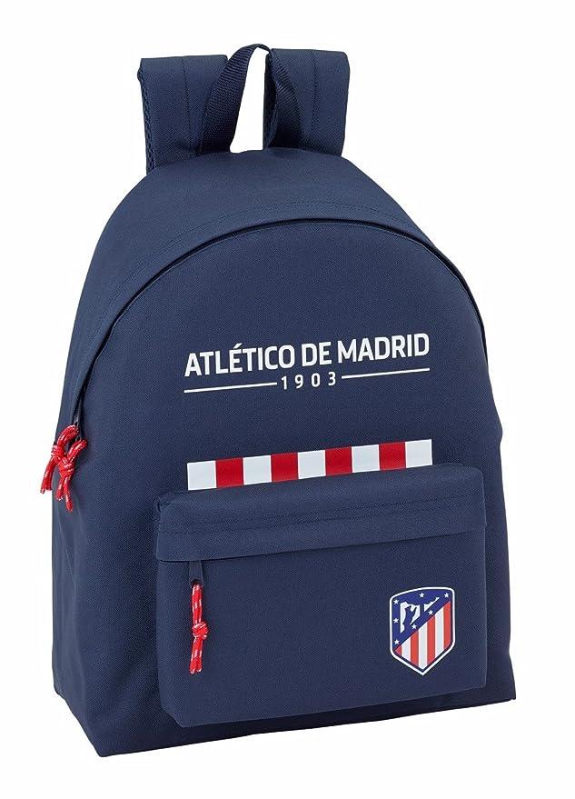Safta Mochila juvenil Day Pack Atlético De Madrid Oficial ...