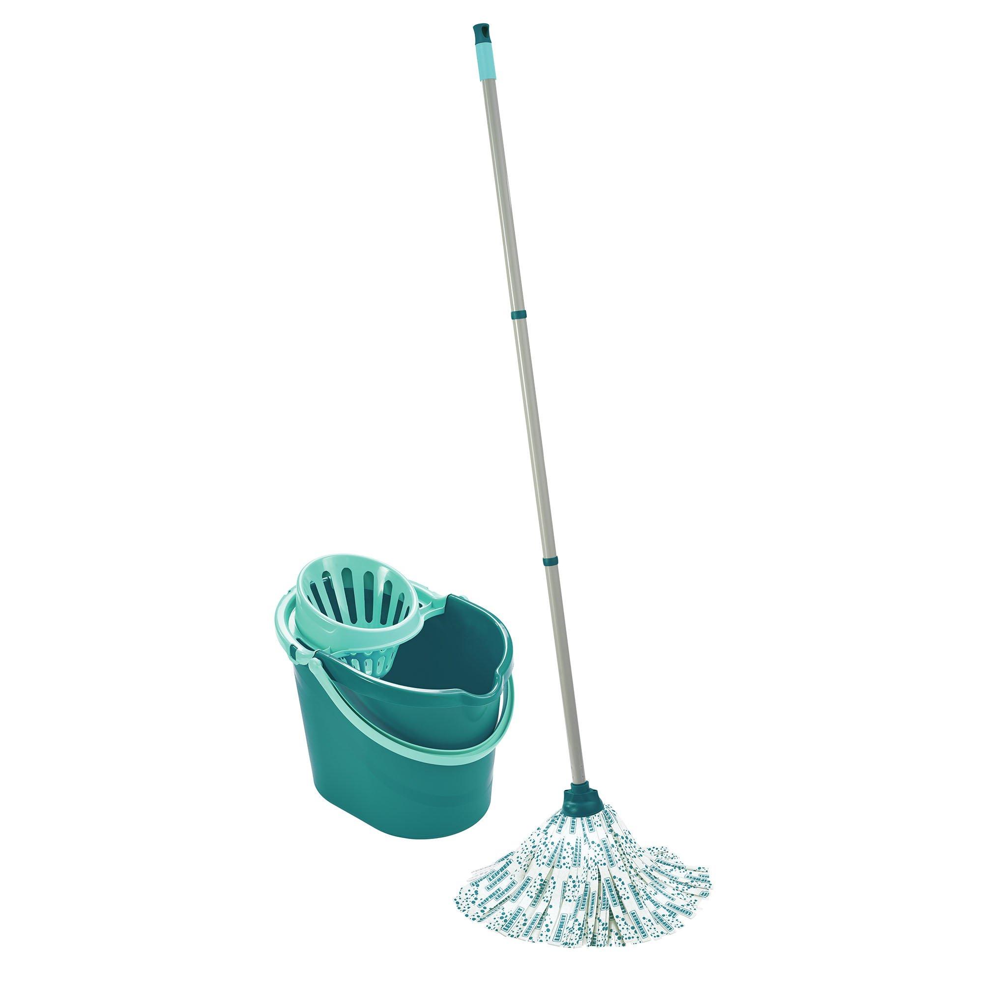 Leifheit 56792-1 Classic Mop and Bucket Set