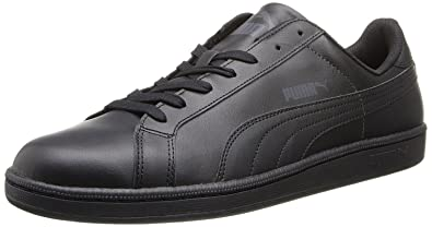 2d5e191a314 Image Unavailable. Image not available for. Colour  Puma - Men s Smash  Leather Classic Sneaker