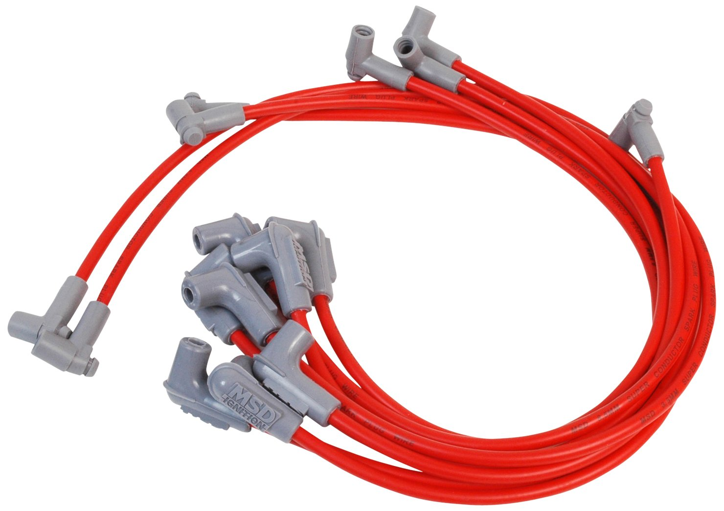 durable modeling MSD 31249 8.5mm Super Conductor Spark Plug Wire ...