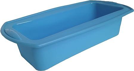 blaue backform