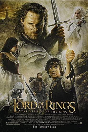Image result for return of the king movie poster