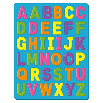 SAMSUNGBOOKS CO.,LTD EVA Alphabets ABC Magnets: Toys & Games [5Bkhe0701523]