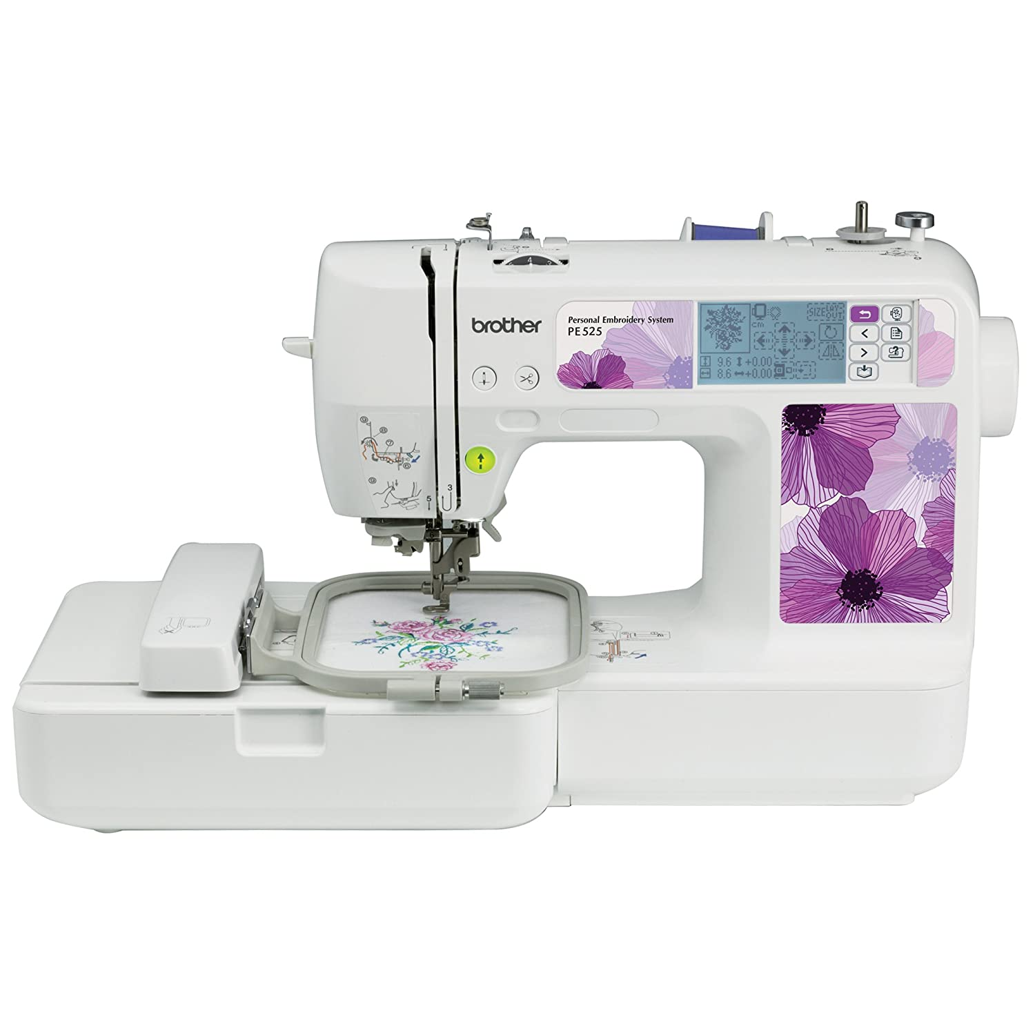 The Best Embroidery Machine 4