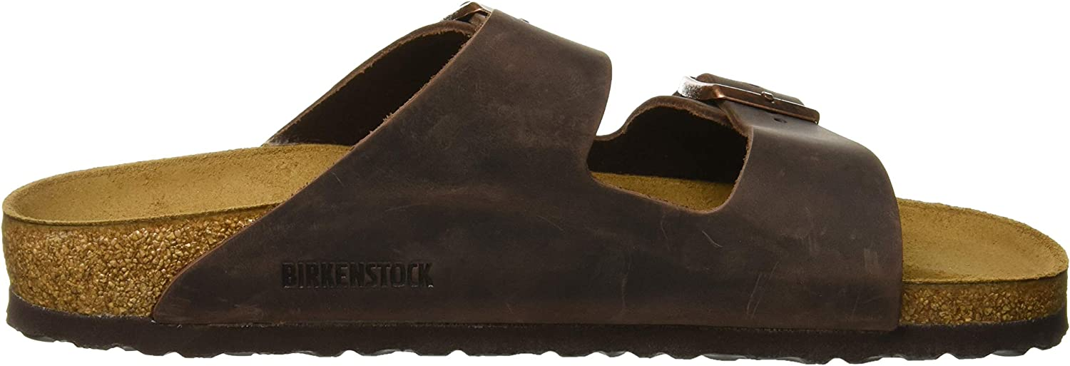 Birkenstock Arizona Marrone Habana Oiled Leather