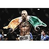 Conor McGregor MMA Fighter Poster 24x36