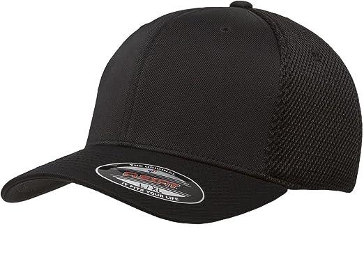 Flexfit Men s Ultrafibre Airmesh Fitted Cap  2f85425583a
