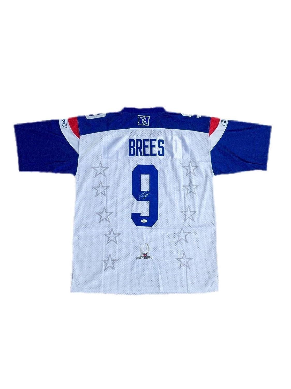 buy popular 1d637 74c61 Autographed Drew Brees Jersey - 2011 Pro Bowl - JSA ...
