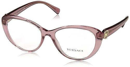 Versace 0Ve3246B, Monturas de Gafas para Mujer