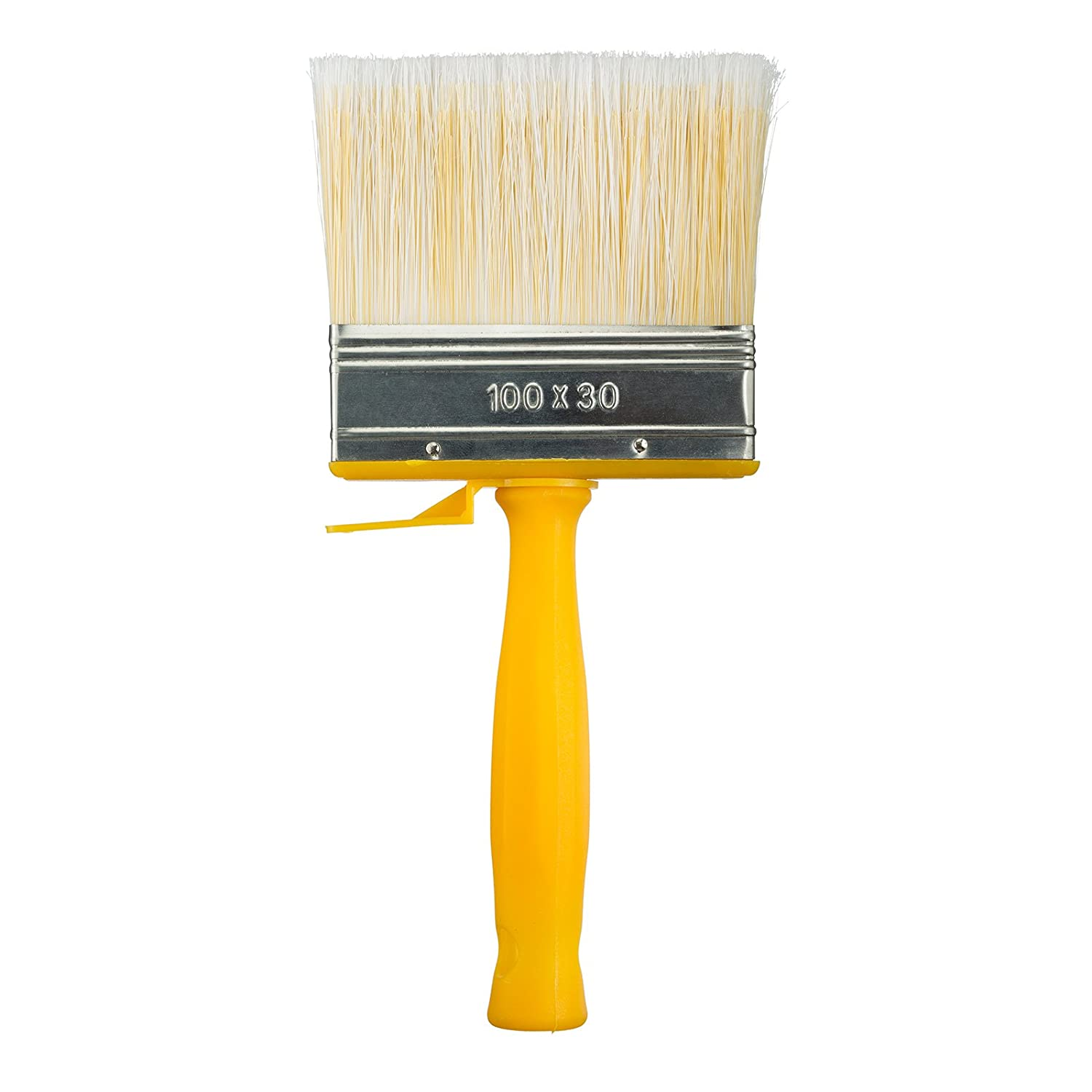 Coral 31310 Essentials Paint Brushes with a Block Brush and Flat Paintbrushes 4 piece pack set CORAL Tools Ltd