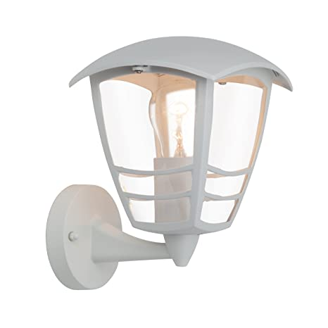 Brilliant Riley 43381/05 - Farol de pared para exteriores (para pared, con