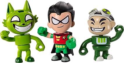 Superheroes Collectibles Dc Comics Exclusive Teen Titans Go Mini Figures